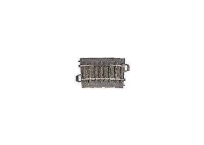 Gleis, gebogen, r 437,5 mm, 7,5° <br/>Märklin 024207