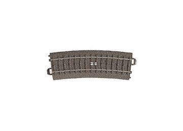 Schalt-Gleis, gebogen, R437,5 mm,15 <br/>Märklin 024294 1