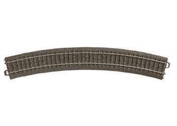 Gleis, gebogen, r515 mm, 30° <br/>Märklin 024330 1