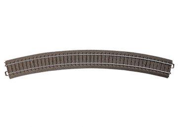 Gleis, gebogen, r 643,6 mm, 30° <br/>Märklin 024530 1