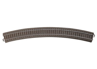Gleis, gebogen, r 643,6 mm, 30° <br/>Märklin 024530