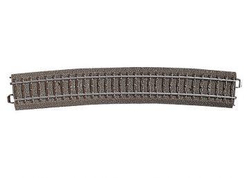 Gleis, gebogen, r 1114,6 mm, 12,1° <br/>Märklin 024912 1