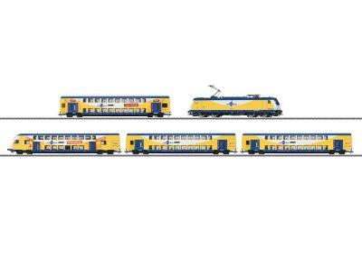 Zugpackung Metronom <br/>Märklin 026611