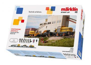 Startpackung Baustelle <br/>Märklin 029183 1