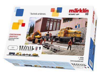 Startpackung Baustelle <br/>Märklin 029184