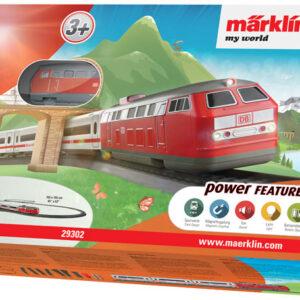 Startpackung InterCity Märklin 029302
