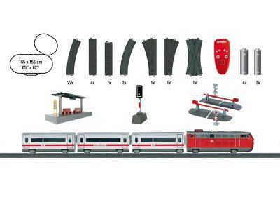 Startpackung InterCity <br/>Märklin 029302