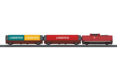 Startpackung Güterzug Akku <br/>Märklin 029309