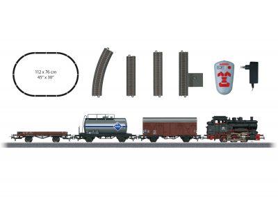 Startpackung Güterzug <br/>Märklin 029323