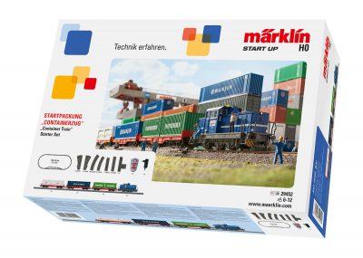 Startpackung Containerzug <br/>Märklin 029452