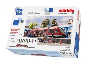 Startpackung Moderner Nahverk <br/>Märklin 029641 1