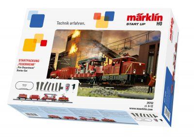 Startpackung Feuerwehr <br/>Märklin 029752
