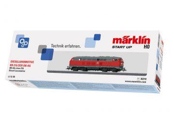 Diesel-Lokomotive BR 216 DB AG <br/>Märklin 036218 1