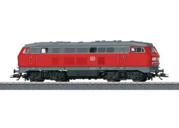 Diesel-Lokomotive BR 216 DB AG <br/>Märklin 036218 2