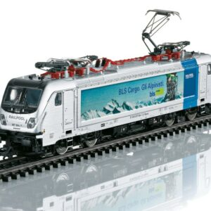 Elektro-Lokomotive BR 187 BLS Cargo Märklin 036631