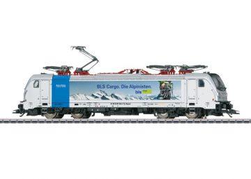 Elektro-Lokomotive BR 187 BLS Cargo <br/>Märklin 036631 2