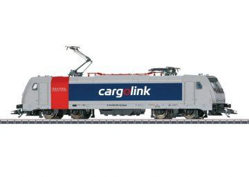 Elektro-Lokomotive BR E 185 Cargolink NO <br/>Märklin 036633 1