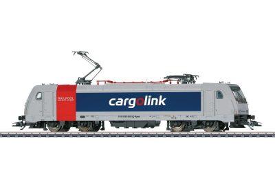 Elektro-Lokomotive BR E 185 Cargolink NO <br/>Märklin 036633