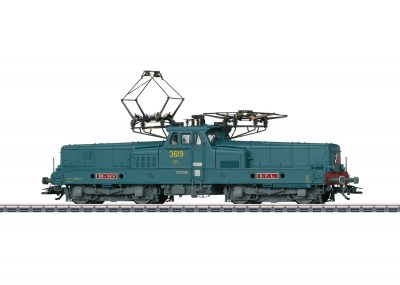 Elektro-Lokomotive Serie 3600 grau CF <br/>Märklin 037338