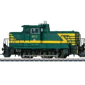 Diesel-Lokomotive Serie 80 SNCB Märklin 037696