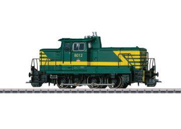 Diesel-Lokomotive Serie 80 SNCB <br/>Märklin 037696 1