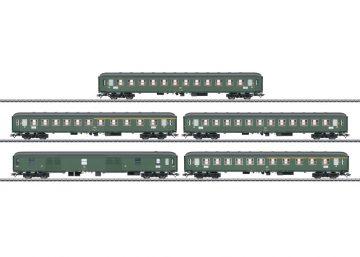 Schnellzugwagen-Set, DB <br/>Märklin 042918 1