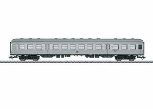 Personenwagen, Silberling, 2. Klasse, DB <br/>Märklin 043800