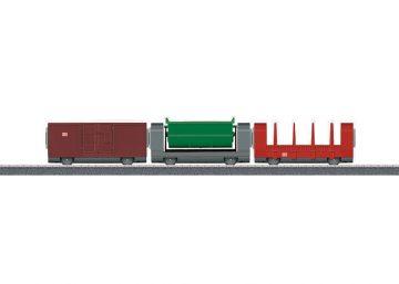 Güterwagen-Set zu Güterzug <br/>Märklin 044100 1