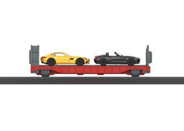 Autotransportwagen (my world) <br/>Märklin 044110 2