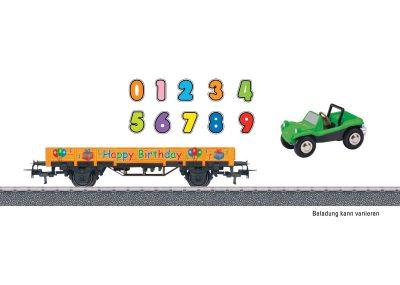 Happy Birthday Wagen <br/>Märklin 044231