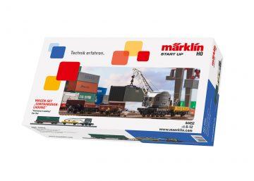 Wagen-Set Containerverladung <br/>Märklin 044452 1