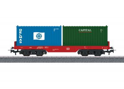 Containertragwagen DB AG <br/>Märklin 044700