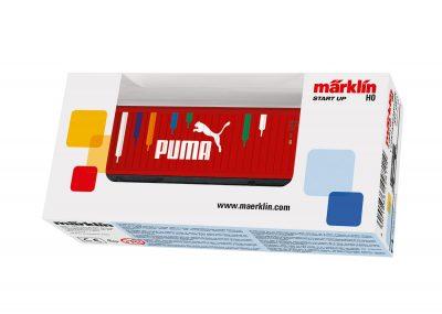 Containerwagen PUMA <br/>Märklin 044811
