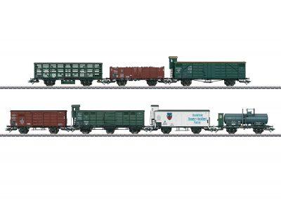 Güterwagen-Set zur G 5/5 Baye <br/>Märklin 046085