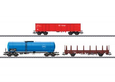 Wagen-Set Moderner Güterverkeh <br/>Märklin 046190