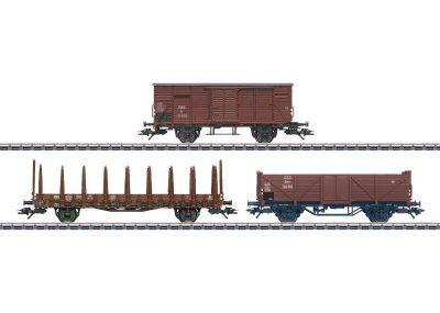 Güterwagen-Set ÖBB <br/>Märklin 046392