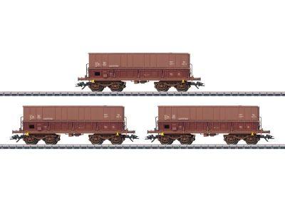 Erzwagen-Set Minéralier SNCB <br/>Märklin 048435