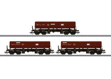 Seitenkippwagen-Set NS <br/>Märklin 048456 1
