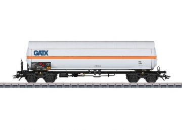 Druckgas-Kesselwagen mit SD GAT <br/>Märklin 048487 1