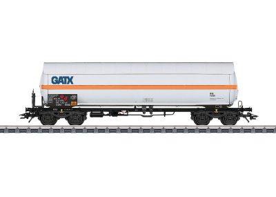 Druckgas-Kesselwagen mit SD GAT <br/>Märklin 048487