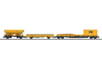 Bautrupp-Wagenset DBG <br/>Märklin 049968
