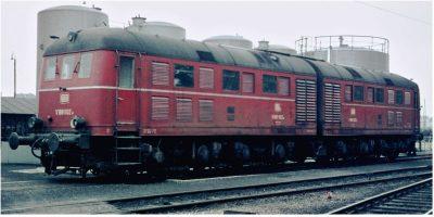 Diesel-Doppellokomotive V 188 002 a/b <br/>Märklin 055289