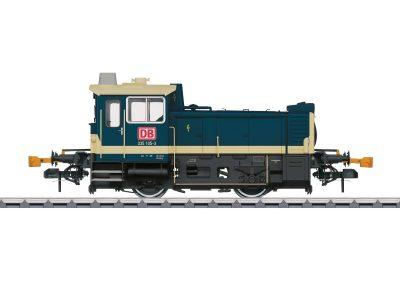 Diesel-Lokomotive Köf III o/b DB AG E <br/>Märklin 055334