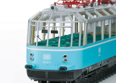 Aussichtstriebwagen BR 491 DB <br/>Märklin 055918