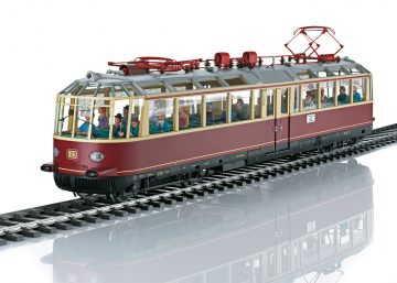 Aussichtstriebwagen ET 91 DB <br/>Märklin 055919 1