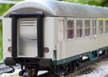 """Wagen-Set """"Silberlinge"""" DB <br/>Märklin 058341 2"""
