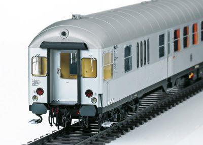 """Steuerwagen, """"Silberling"""" DB <br/>Märklin 058342"""