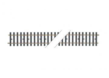 Gleis, gerade, 600 mm(H1006) <br/>Märklin 059059 1