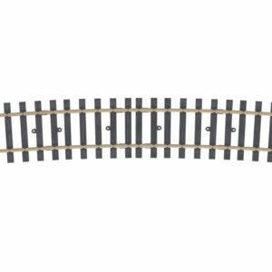 Gleis, gebogen, r 2461 mm, 10° (H1079) Märklin 059071
