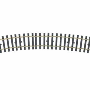 Gleis, gebogen, r 1176 mm, 22,5°(H1040 Märklin 059072